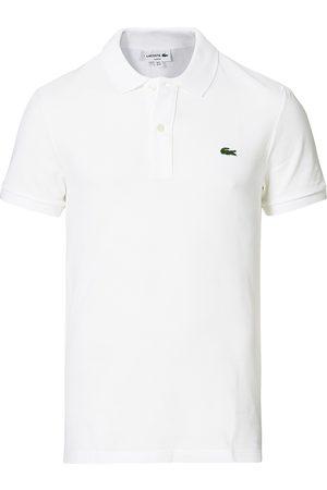 Lacoste Slim Fit Polo Piké White