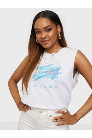 Tommy Hilfiger Dame Singleter - TJW Relaxed Miami Tank Tee