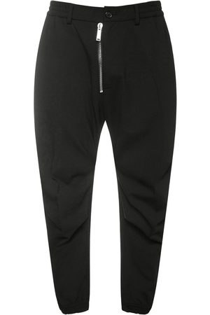 Dsquared2 Herre Chinos - Ceresio 9 Stretch Wool Combat Pants