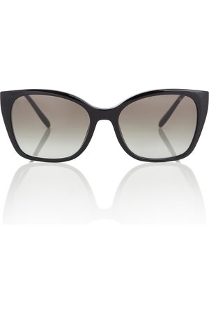 Prada Cat-eye acetate sunglasses