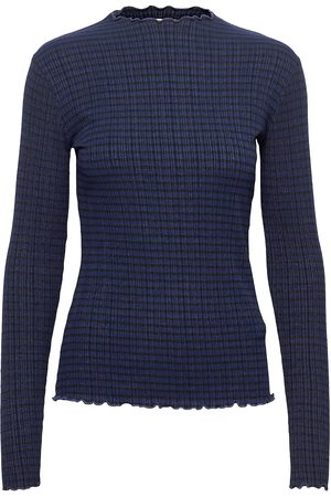 Karen by Simonsen Dame Langermede - Candacekb Stripe Ls T-shirts & Tops Long-sleeved