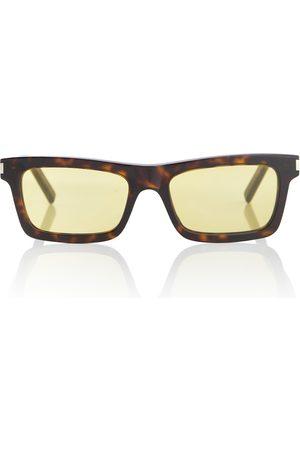 Saint Laurent Betty oval sunglasses