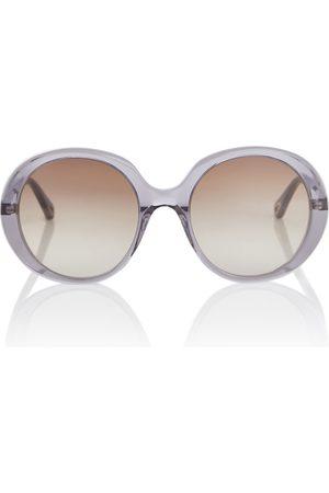 Chloé Dame Solbriller - Esther round sunglasses