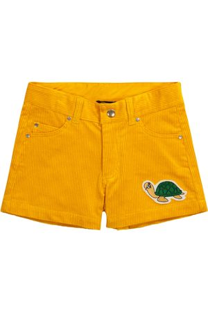Mini Rodini Corduroy shorts