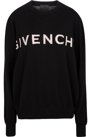 Givenchy 4G intarsia cashmere sweater