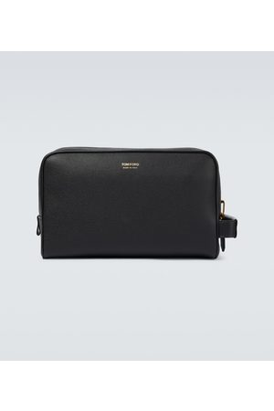 Tom Ford Exclusive to Mytheresa – grained leather washbag