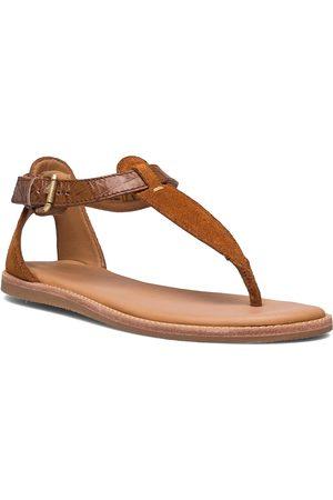 Clarks Karsea Post Shoes Summer Shoes Flat Sandals