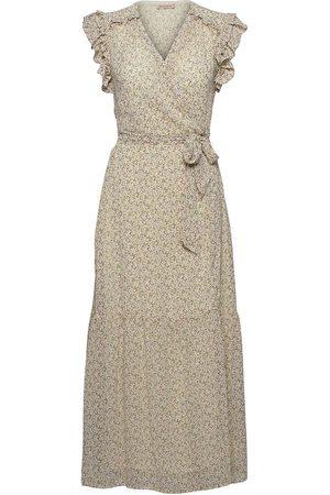 Stella Nova Dame Kjoler - Tyra Lou Dresses Everyday Dresses Beige