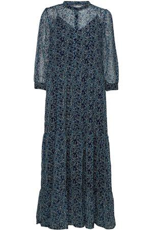 Lollys Laundry Nee Dress Maxikjole Festkjole Blå