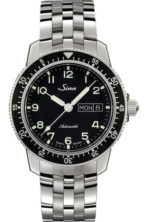 Sinn Herre Klokker - 104 A Pilot Watch 41mm Black