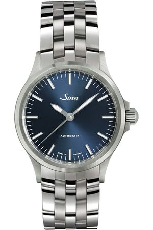 Sinn Herre Klokker - 556 Stainless Steel Watch 38,5mm Blue