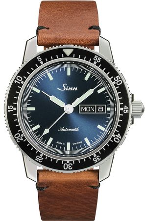 Sinn Herre Klokker - 104 I Pilot Watch 41mm Dark Blue