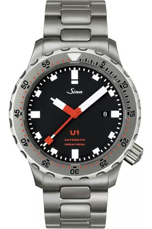 Sinn Herre Klokker - U1 Diving Watch 44mm Black