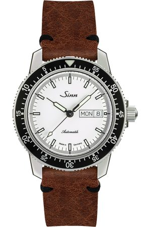 Sinn Herre Klokker - 104 I Pilot Watch 41mm White