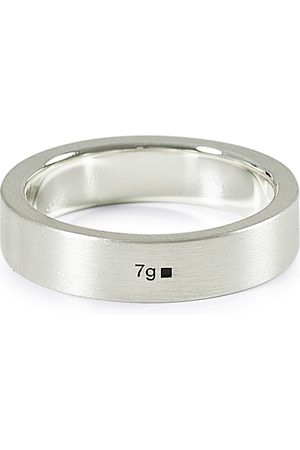 Le Gramme Herre Ringer - Ribbon Brushed Ring Sterling Silver 7g