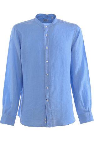 Aspesi Herre Langermede - Bruce Linen Shirt