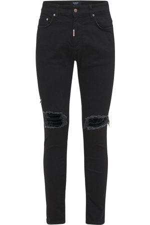 Represent Destroyer Skinny Denim Jeans