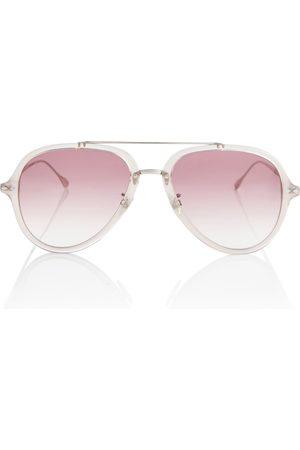 Isabel Marant Chamomile aviator sunglasses