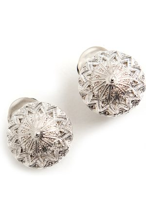 Dior Pre-owned button clip on earrings