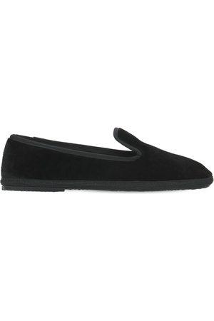 SENTIER Dame Loafers - 10mm Principe Velvet Loafers
