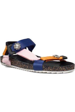 Beck Söndergaard Velcro Galia Sandal Shoes Summer Shoes Flat Sandals