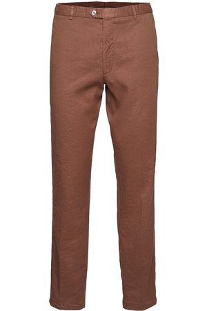 Oscar Jacobson Herre Chinos - Denz Trousers Chinos Bukser