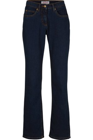 bonprix Dame Straight - Bestseller-Stretch-Jeans, Straight