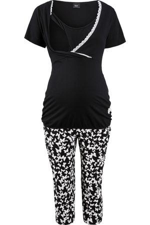 bonprix Dame Capribukser - Amme-capri-pyjamas