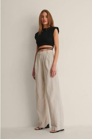 Curated Styles Dame Chinos - Fôrblanding Dressbukser