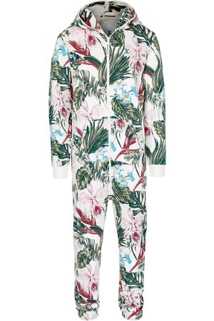 Onepiece Onesies - Tropicana Jumpsuit Off-white