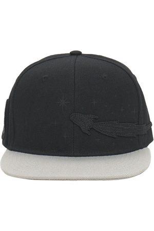 ENTERPRISE JAPAN Logo Embroidered Canvas Baseball Hat