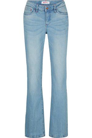 bonprix Dame Bootcut - Stretch-Jeans- Bootcut