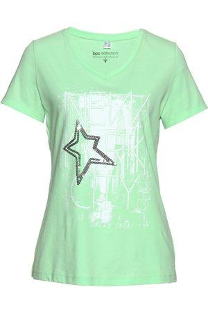 bonprix Dame Kortermede - T-shirt
