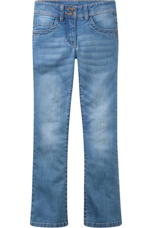 bonprix Bootcut Stretch-Jeans, jente