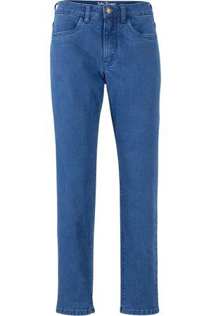 bonprix Mom Fit Stretch-Jeans av økologisk bomull