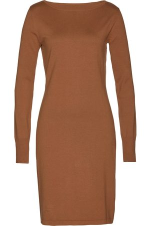 bonprix Dame Strikkede kjoler - Strikkekjole
