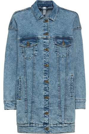 bonprix Jeansjakke oversized