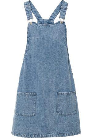 bonprix Dame Jeanskjoler - Jeans-snekkerkjole