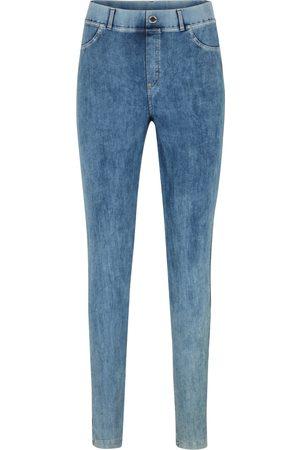 bonprix Dame Leggings - Leggings i jeanslook