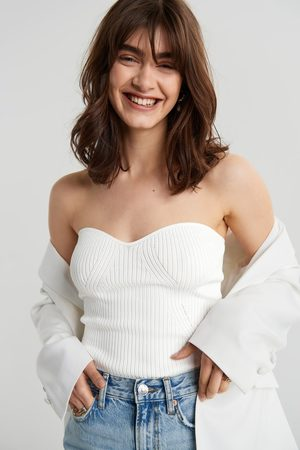 Gina Tricot Pia knitted top