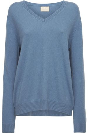 LOULOU STUDIO New Serafini Cashmere Knit Sweater