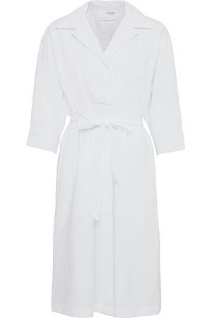SELECTED Slfamber 3/4 Shirt Dress W Dresses Everyday Dresses