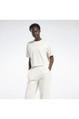 Reebok Classics Non Dye Cropped T-Shirt