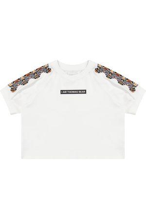 Burberry Printed cotton T-shirt