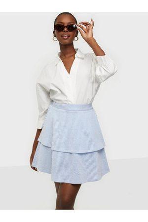 VILA Dame Miniskjørt - Vimilac Hw Short Skirt