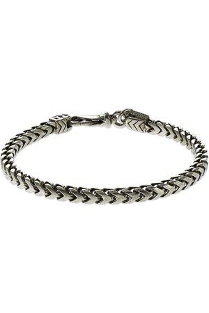 EMANUELE BICOCCHI Square Chain Bracelet