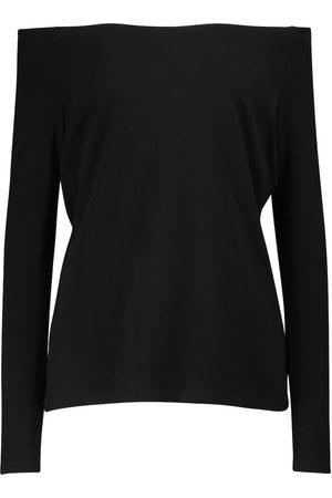 Dorothee Schumacher Dame Langermede - All Time Favorites cotton jersey top