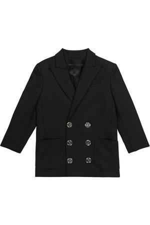 Balmain Stretch-wool blazer