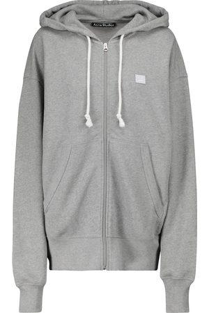 Acne Studios Dame Hettegensere - Organic cotton hoodie