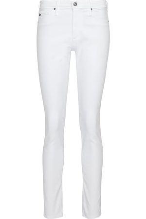 AG Jeans Prima mid-rise skinny jeans